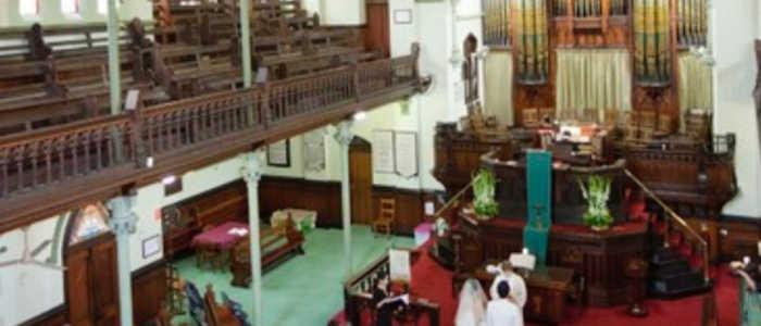 ブリスベン アルバートストリート教会
